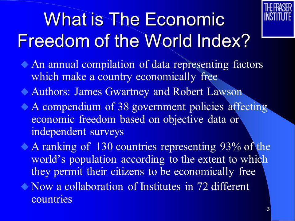 14 Economic Freedom of the Arab World