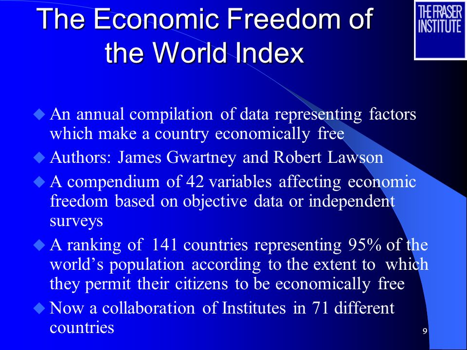 40 Life Expectancy at Birth and Economic Freedom Quartiles Least Free …………….
