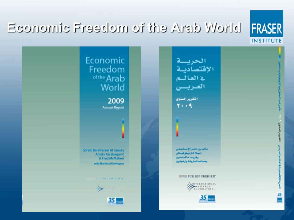 Economic Freedom of the Arab World