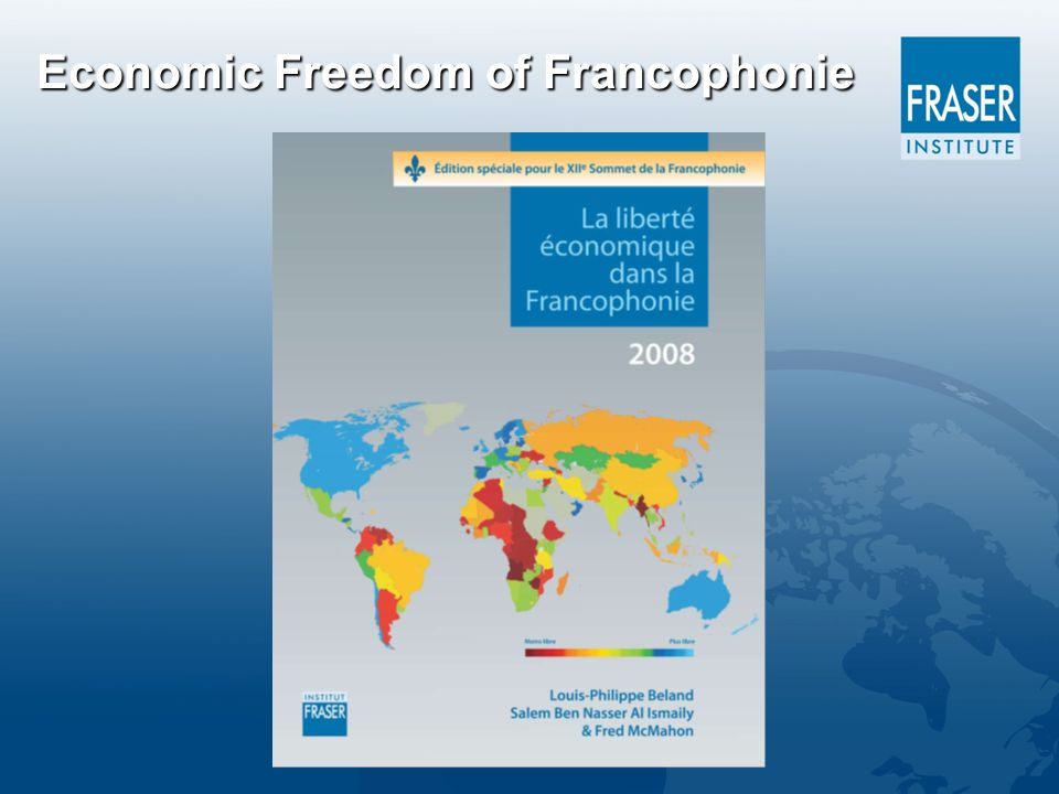 Economic Freedom of Francophonie