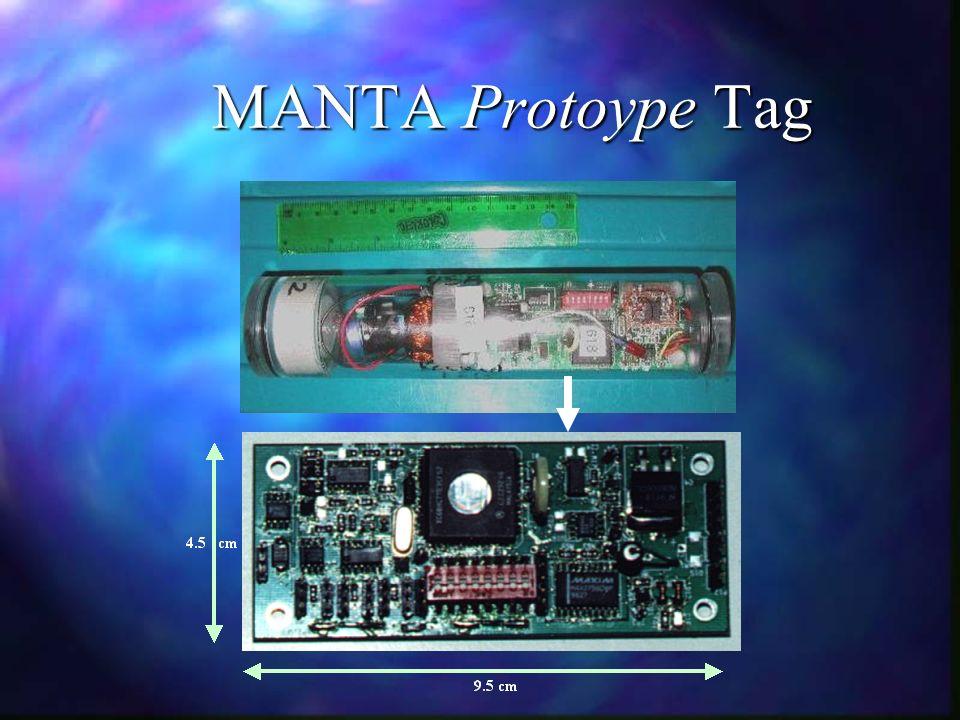 MANTA Protoype Tag