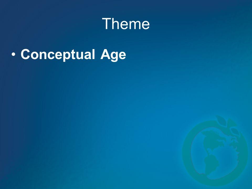 Theme Conceptual Age