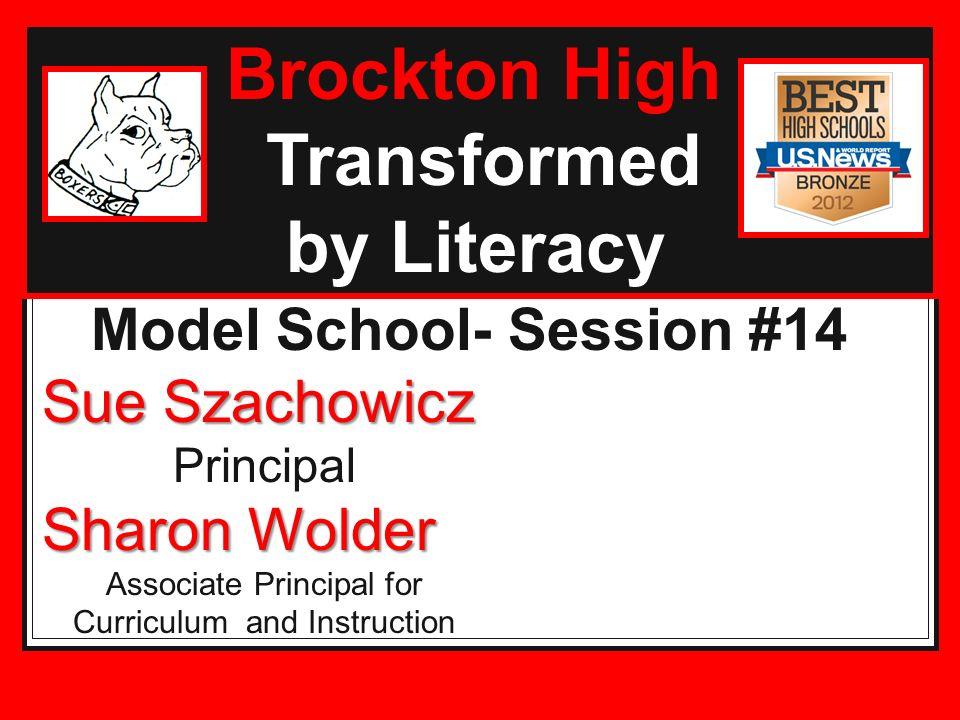 Success at Brockton High then???