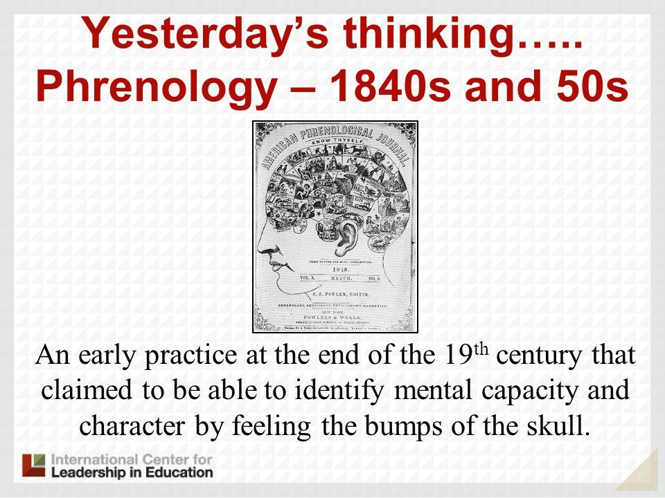 Todays Science…