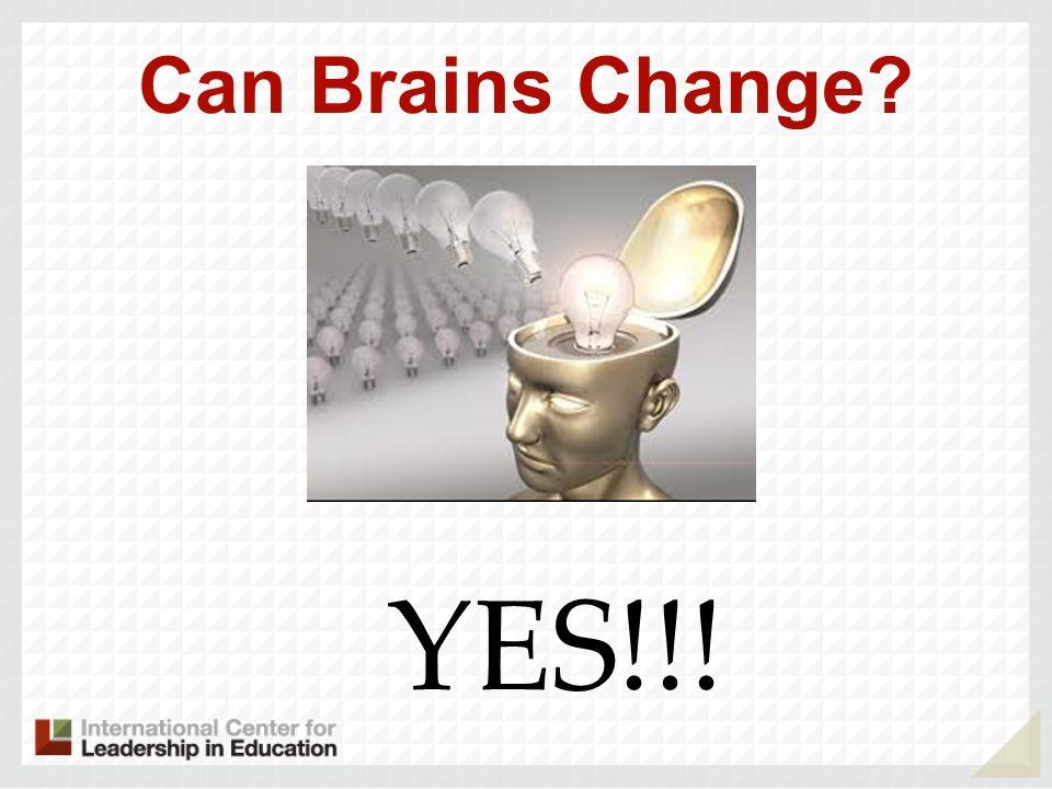 Average teaching does not change brains- its just babysitting.