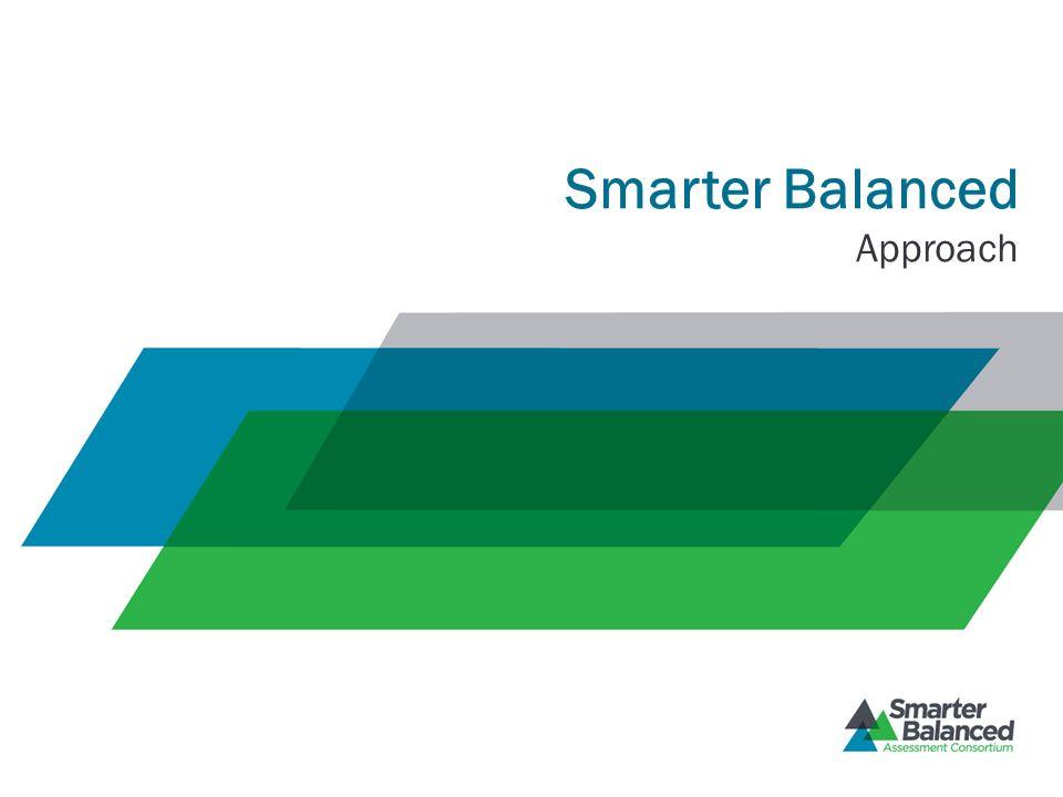 Smarter Balanced Approach