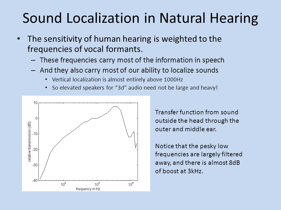 Separation of simultaneous sounds The authors current work concentrates on the brain processes that enable our ears to separate simultaneous sounds into independent neural streams.