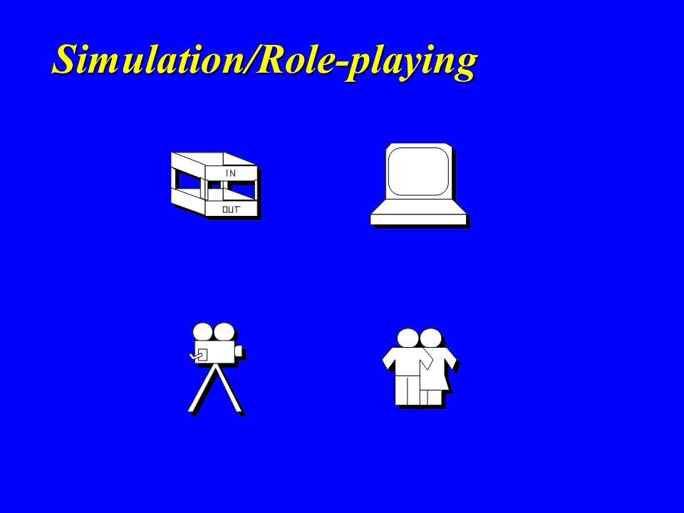 Simulation/Role-playing