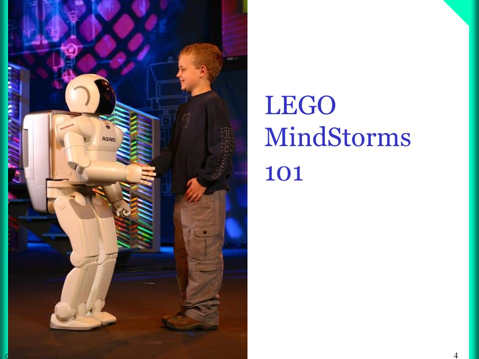 4chung LEGO MindStorms 101