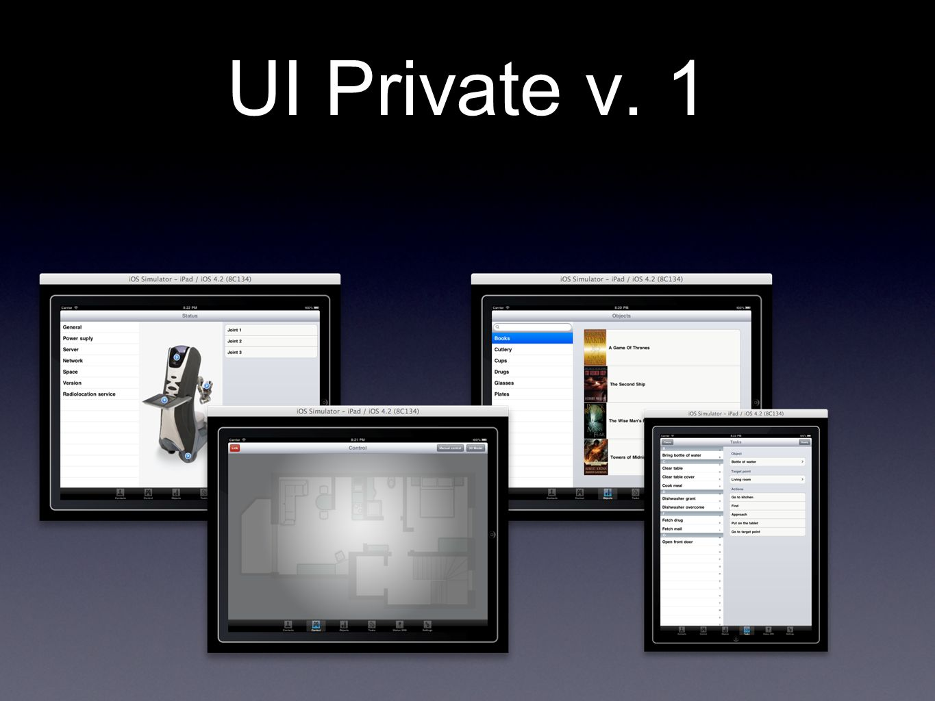UI Private v. 1