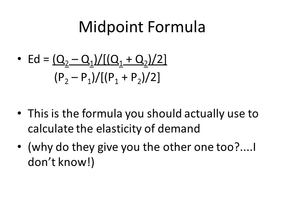 If Cross Elasticity of Demand is: 1.Positive X and Y are Substitutes 2.Negative X and Y are Complements 3.(Near) Zero X and Y are Independent (i.e., no relation to each other)
