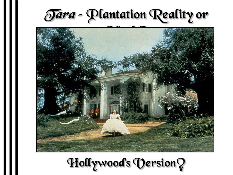 A Real Georgia Plantation