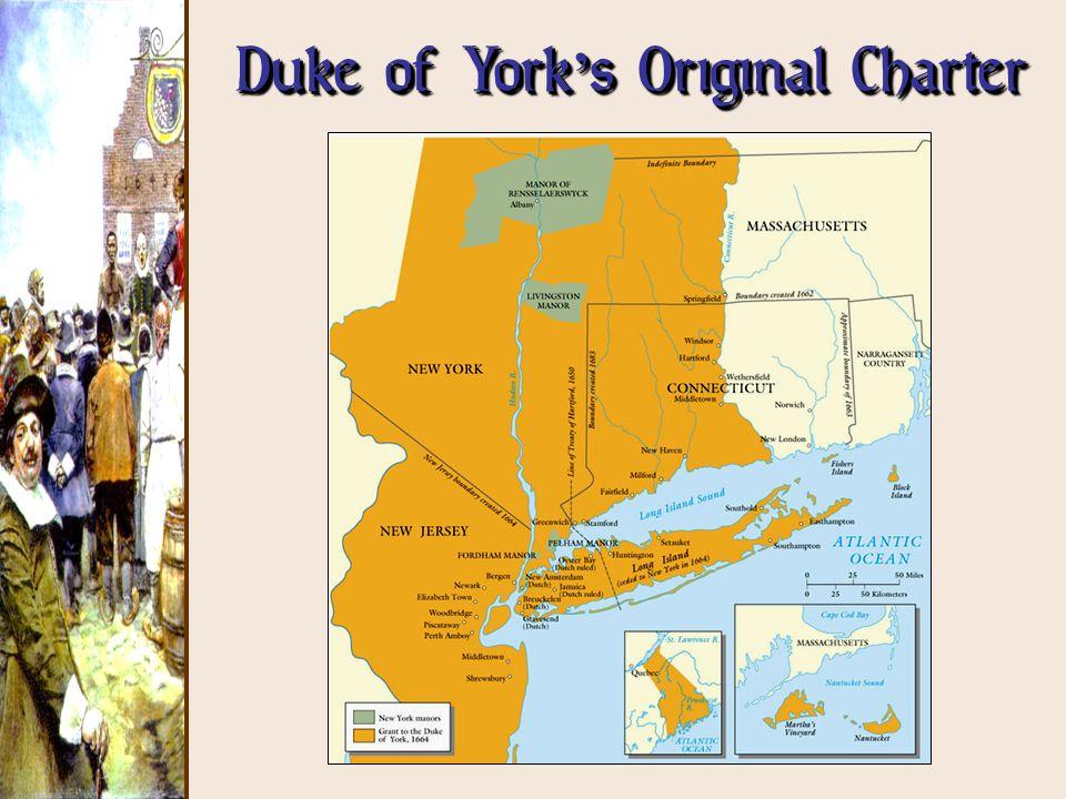 Duke of York s Original Charter