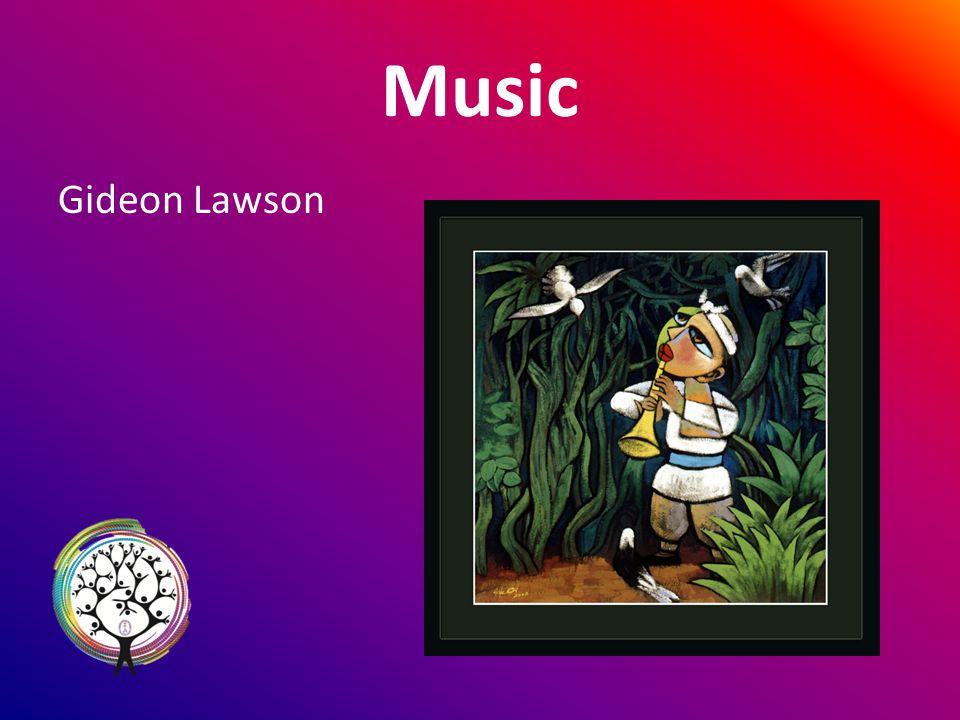 Music Gideon Lawson