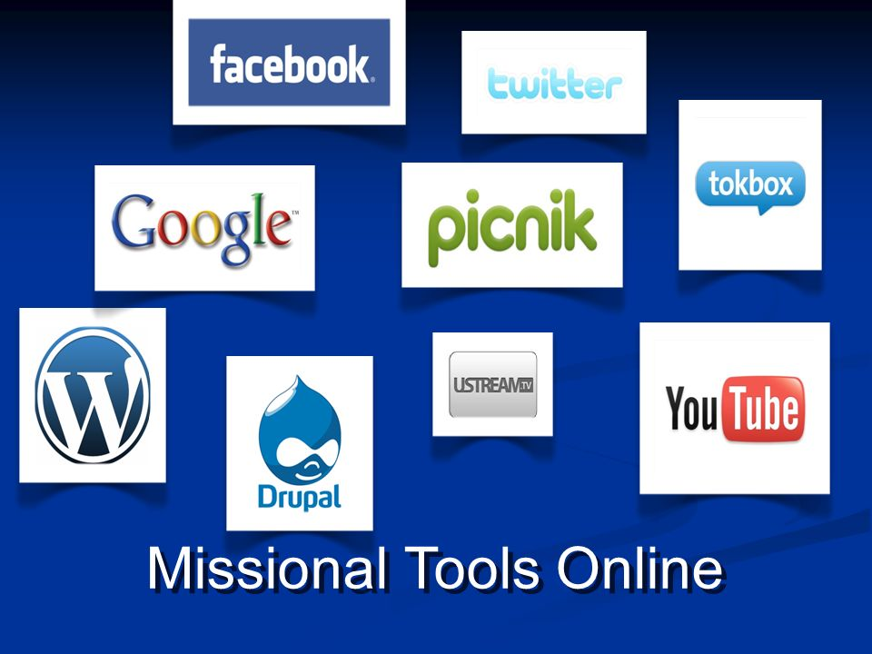 Missional Tools Online