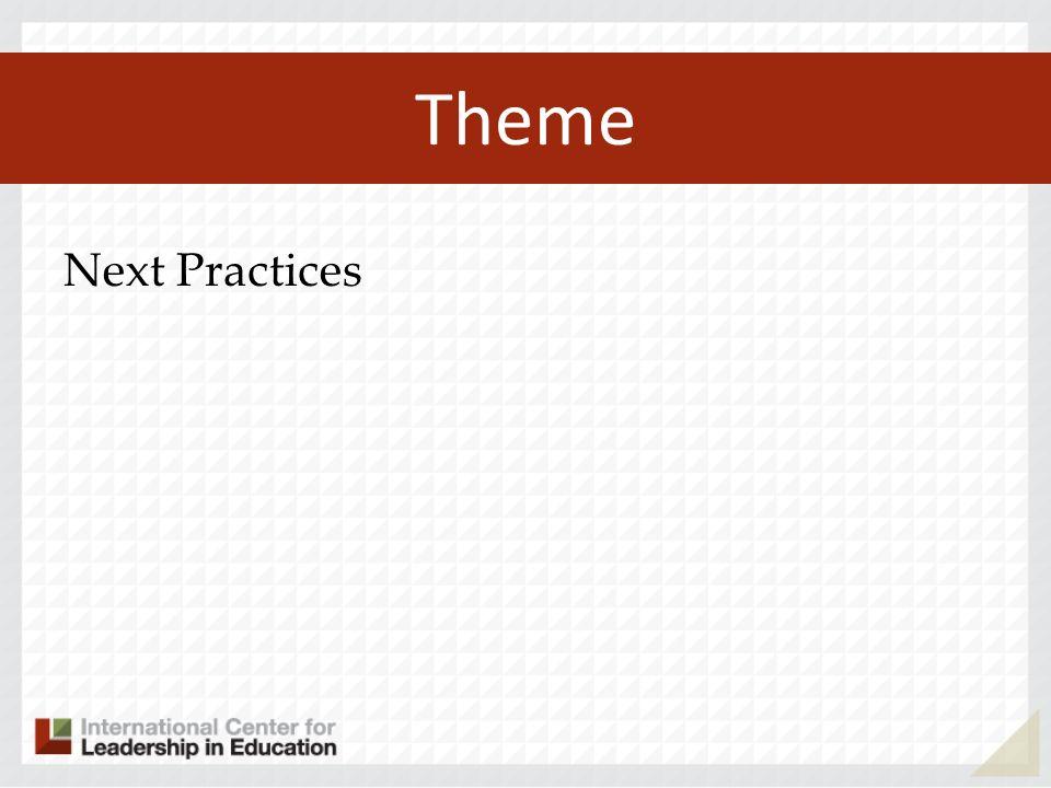Theme Next Practices
