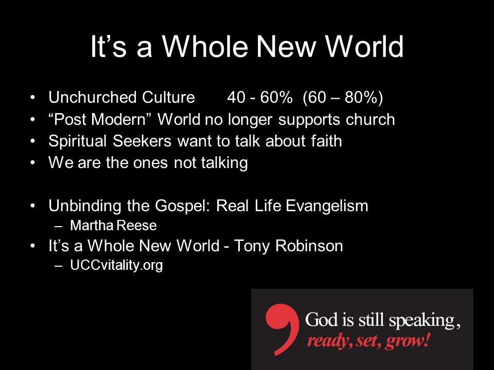 Still Speaking Witness and Invitation The postmodern world calls evangelists to be conversational in witness and invitation.