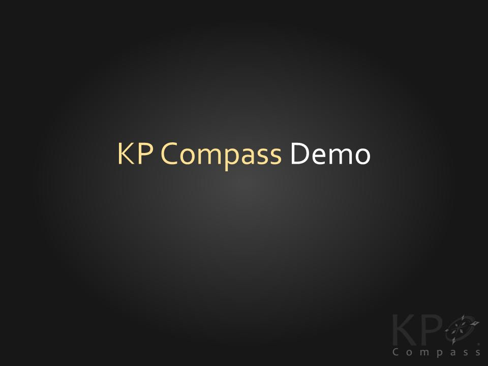 KP Compass Demo