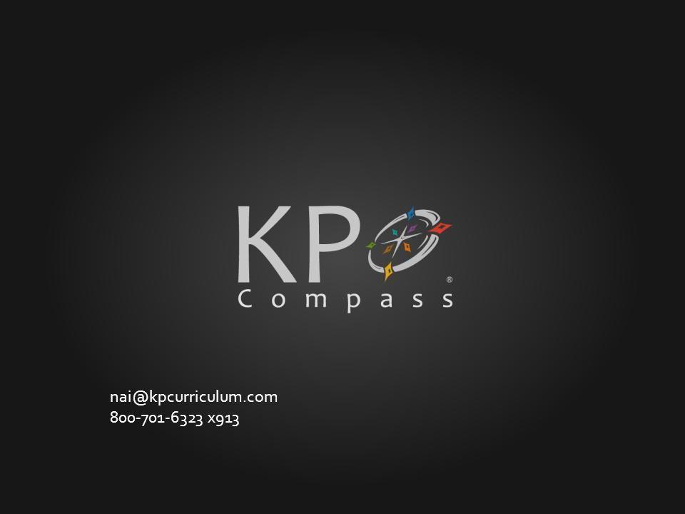 nai@kpcurriculum.com 800-701-6323 x913