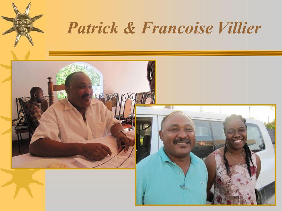 Patrick & Francoise Villier