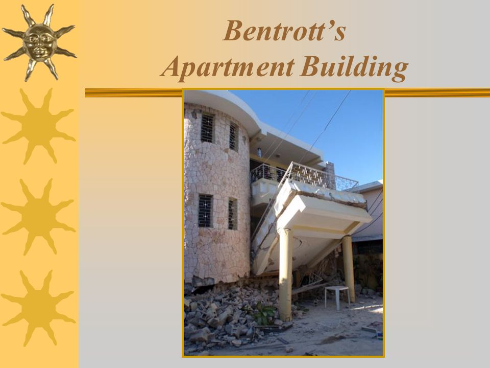 Bentrotts Apartment Building