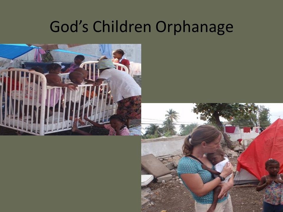 Gods Children Orphanage