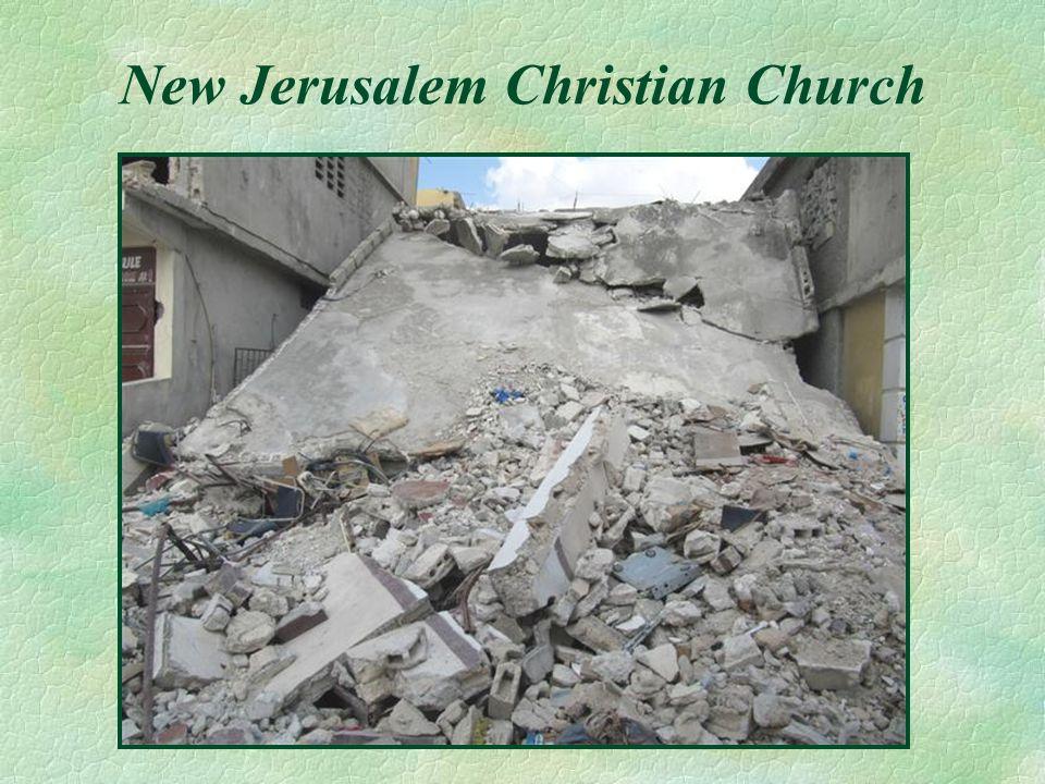 New Jerusalem Christian Church