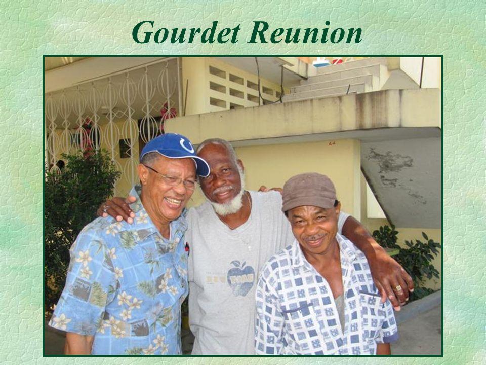 Gourdet Reunion
