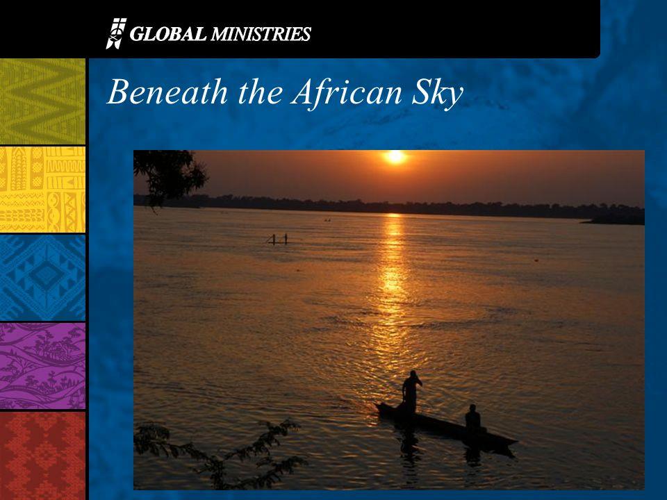 Beneath the African Sky