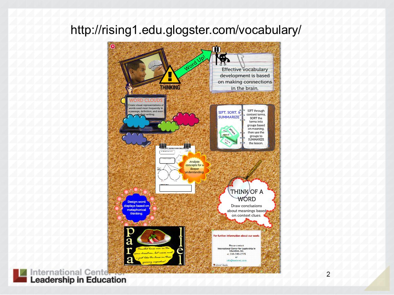 2 http://rising1.edu.glogster.com/vocabulary/