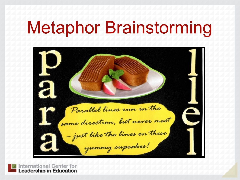 Metaphor Brainstorming