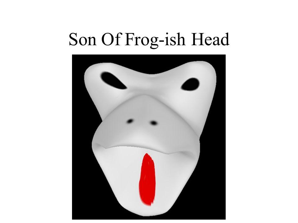 Son Of Frog-ish Head