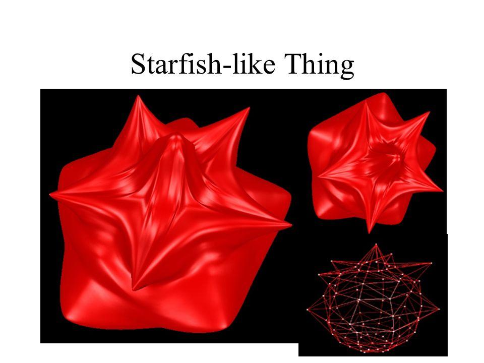 Starfish-like Thing