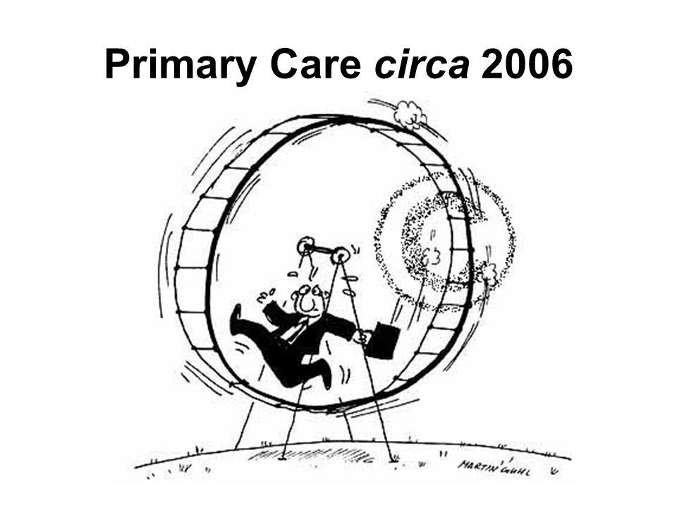 Primary Care circa 2006
