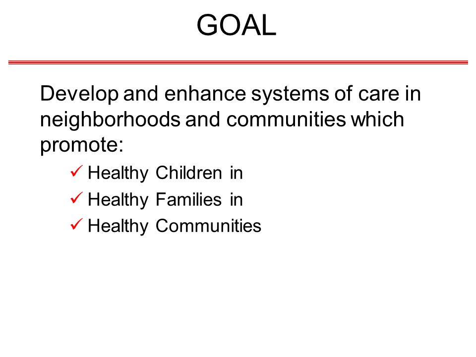 MCH PUBLIC HEALTH FOCUS Communicable Diseases New Morbidity New Social Problems Healthy Communities