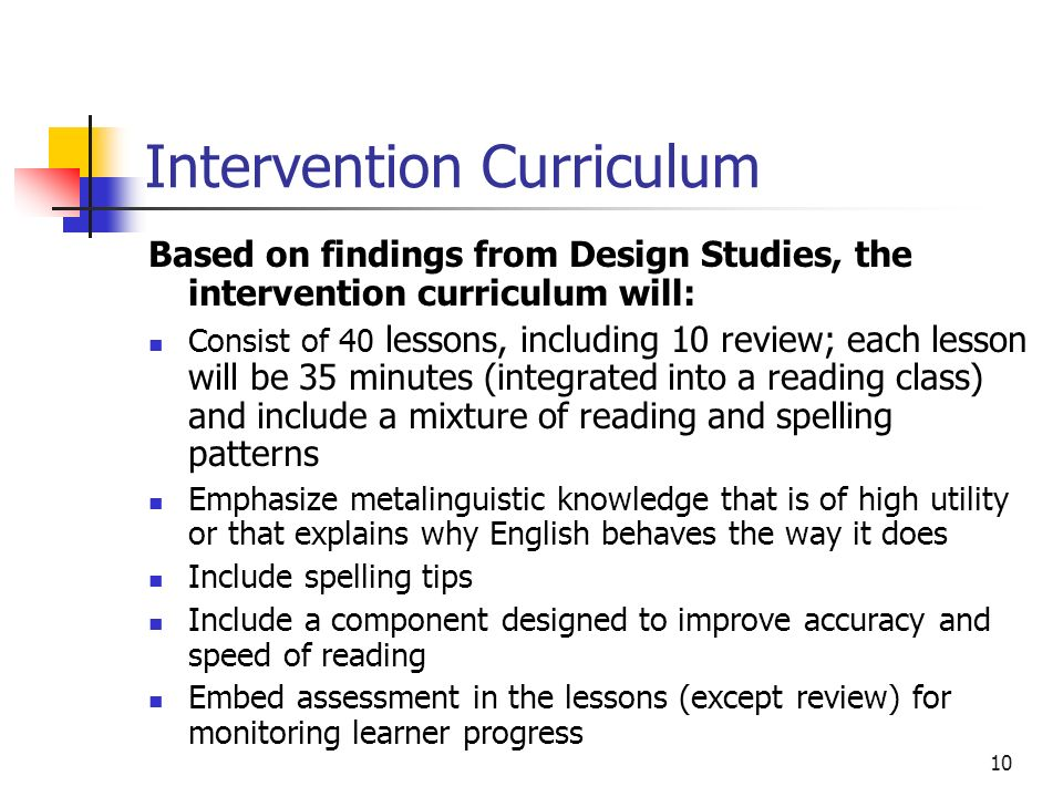 9 Design Studies Findings from Design Studies To Date Learners benefit from a combination of rule-based and exemplar approaches Learners are intereste