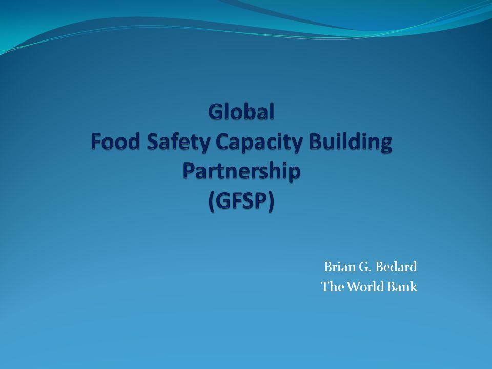 Brian G. Bedard The World Bank