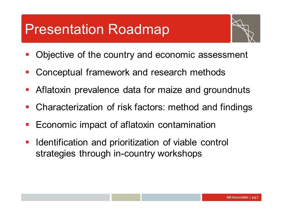 Abt Associates   pg 13 Qualitative Assessment Locations Nigeria Tanzania