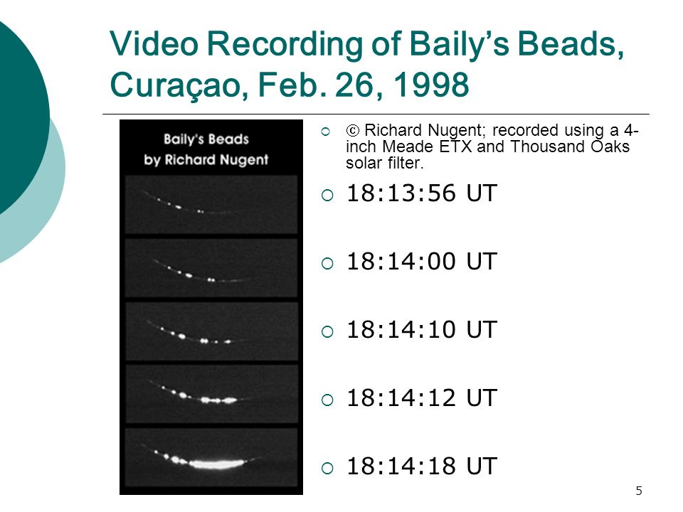 5 Video Recording of Bailys Beads, Curaçao, Feb.