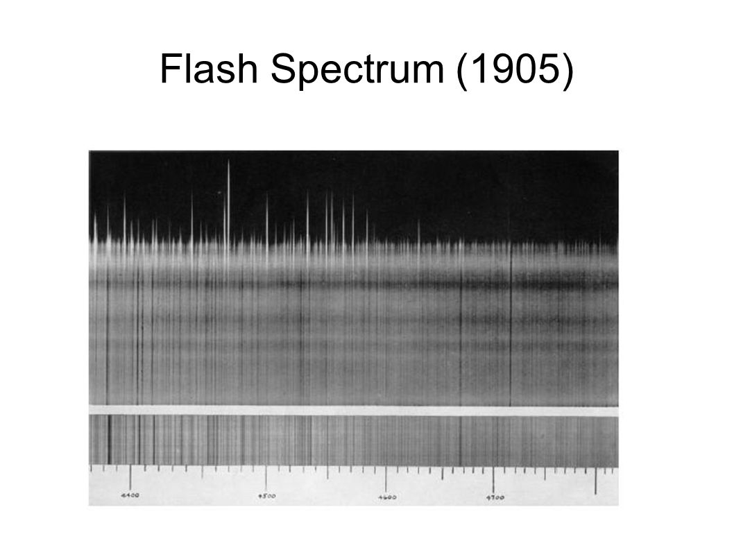 Flash Spectrum (1905)