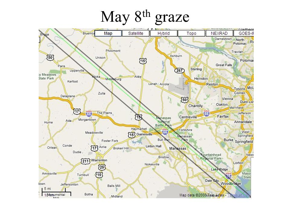 May 8 th graze
