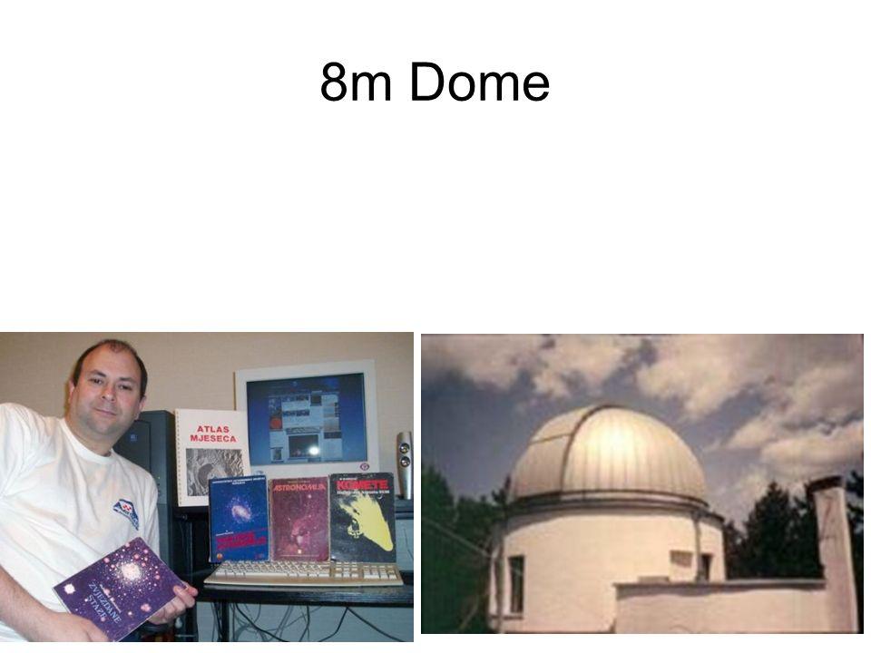 8m Dome