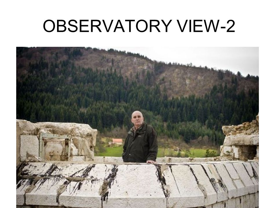 OBSERVATORY VIEW-2
