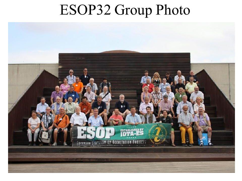 ESOP32 Group Photo