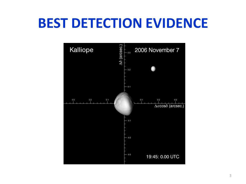 BEST DETECTION EVIDENCE 3