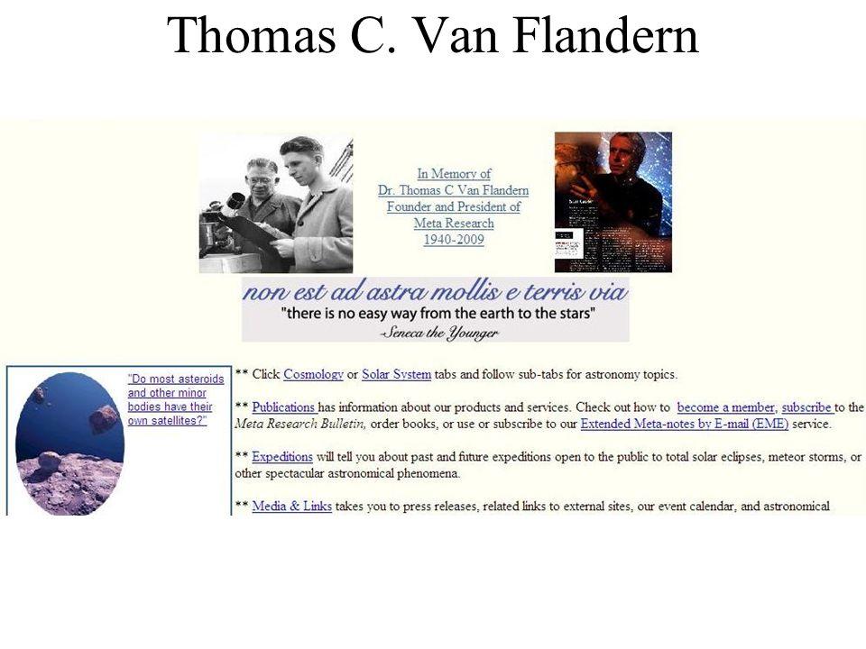 Thomas C. Van Flandern