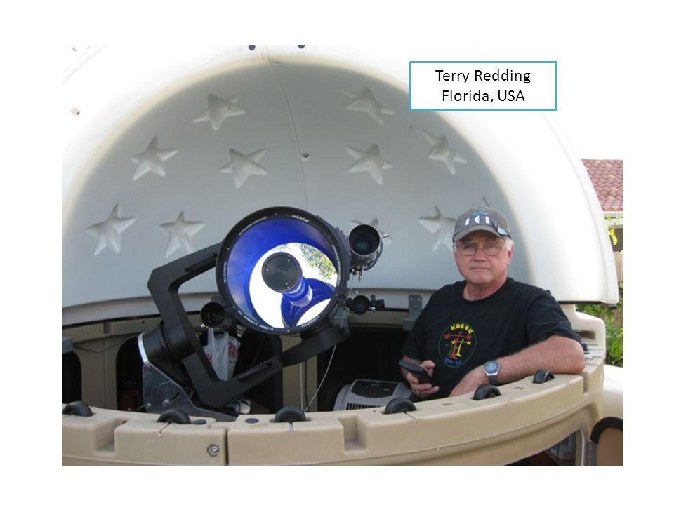 Terry Redding Florida, USA