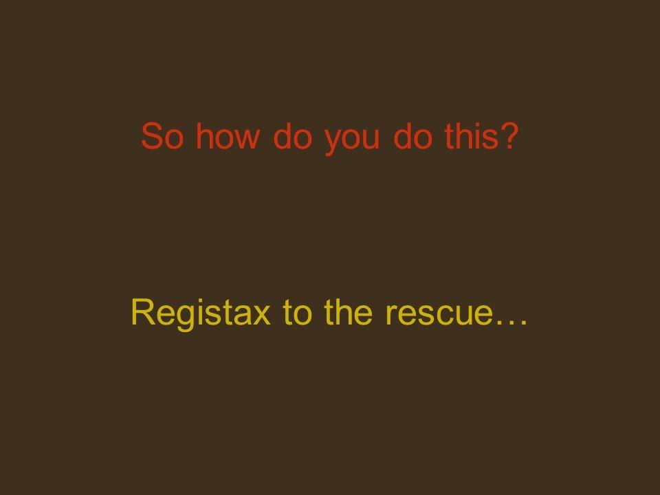 So how do you do this? Registax to the rescue…