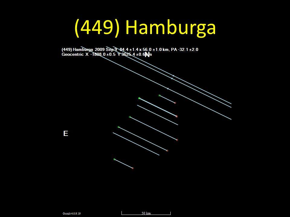 (449) Hamburga