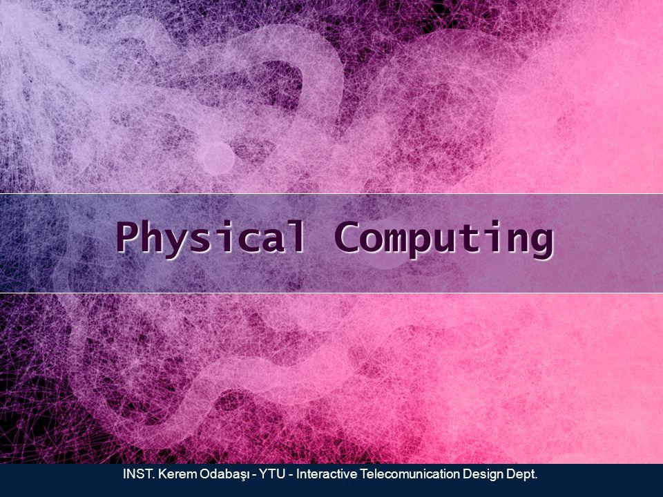 Processing Tutorial 4 Processing - Arduino Handshake INST.